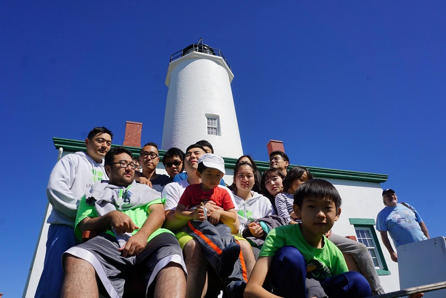 Lighthouse Hike 2017